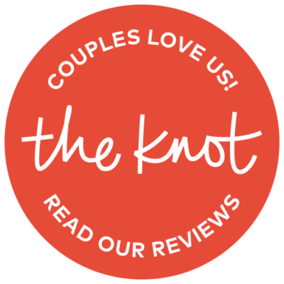 The Knot Read Our Reviews Badge